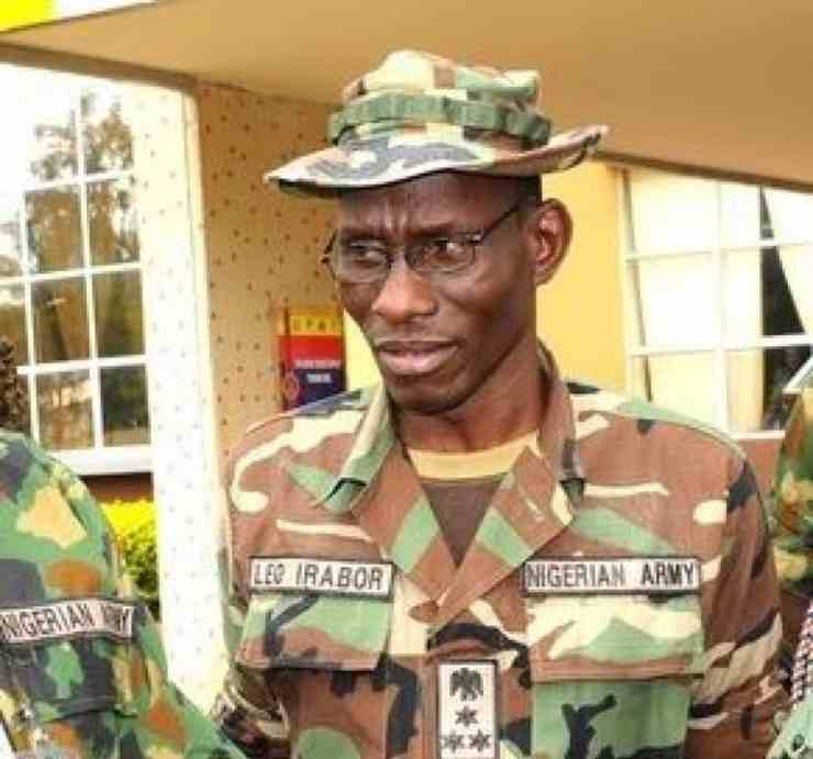 Nigeria army has redeploys 147 officers to North-East