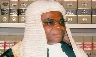 EU Speaks On Suspension Of Onnoghen As CJN