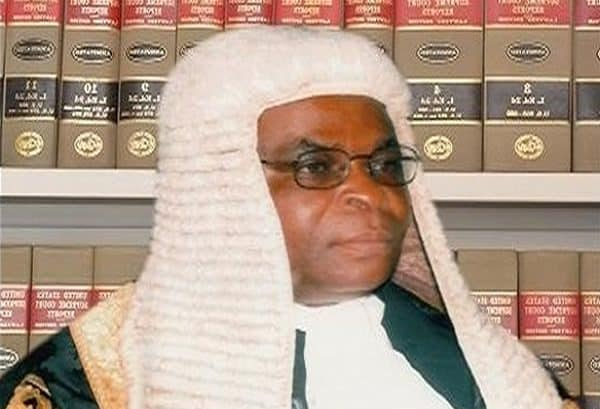 Be Wary Of Computer Generated Evidence In 2019 Elections - CJN Tells Judges