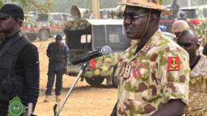 What Buratai Told Soldiers On Monday About Boko Haram, ISWAP