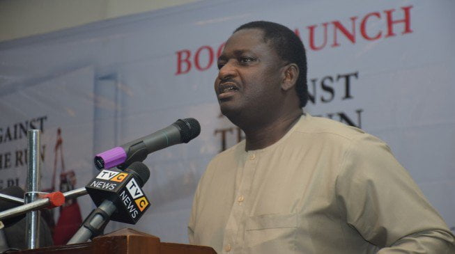 Those Looting Are Not Hungry Or Angry Nigerians – Femi Adesina Alleges