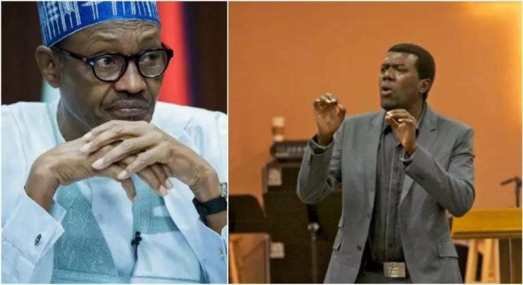 What Job Is Your Son Doing? Omokri Slams Buhari