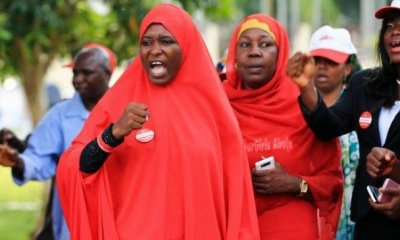 Aisha Yesufu Blasts President Buhari's Medical Trip