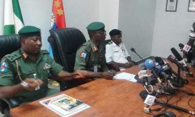 Army set up committee on Boko Haram attacks