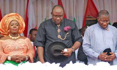 Jonathan's presidency was a waste for Ijaws - Seriake Dickson