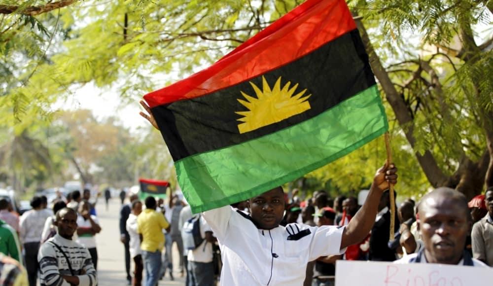 Hoist Biafra Flag In Aso Rock On May 30 – BNL Tells Buhari
