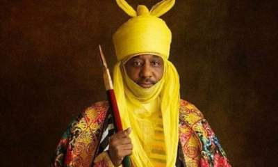 Heavily Armed Security Agents 'Deployed' To Emir Sanusi's Palace
