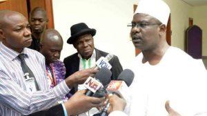 Ndume Reveal When Senate Will Screen New Service Chiefs