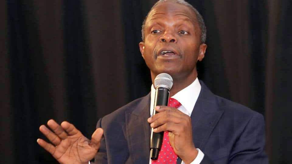 #EndSARS: We Are Sorry, We Feel Your Pains – VP Osinbajo Beg Nigerians Over Police Brutality