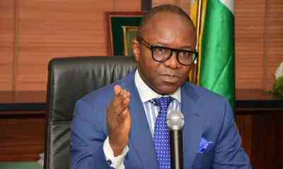 Breaking: Buhari Replaces Ibe Kachikwu In NNPC
