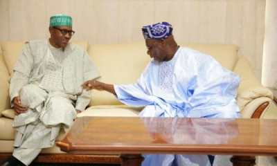 Obasanjo writes another open letter to Buhari