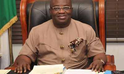 Just In: Abia Relaxes Coronavirus Lockdown For Easter Celebration
