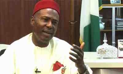 Buhari's MBuhari's Minister Onu Emerges South East APC Leaderinister Onu Emerges South East APC Leader