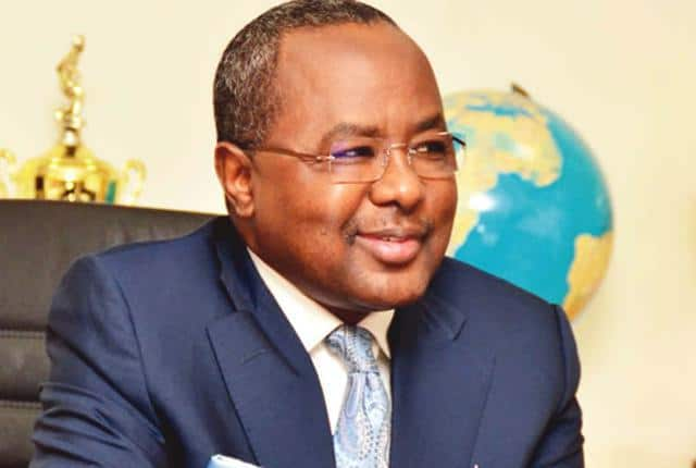 Adeosun suspends SEC DG, Gwarzo, over alleged financial improprieties