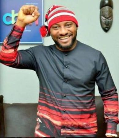 Nollywood Actor Yul Edochie Sends Message To Nnamdi Kanu Over Father's Death