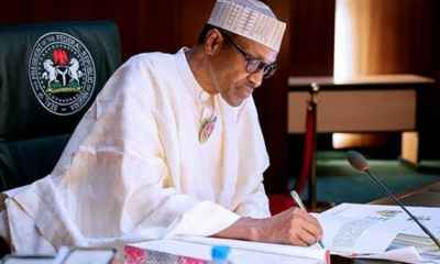 President Buhari makes new appointments in the judiciary