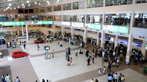 Coronavirus: FG Changes Arrival Time For Passengers Ahead Of Flight Departure