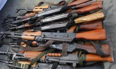 Army impounds 3 truckloads of ammunition