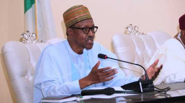 Image result for Gaddafi trained, armed herdsmen, says Buhari