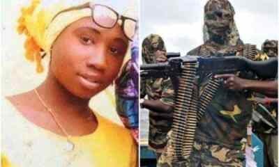 Nigerians React To Leah Sharibu Giving Birth In Boko Haram Captivity