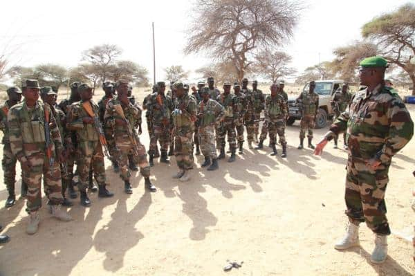 Army seeks information on bomb making factory in the north east