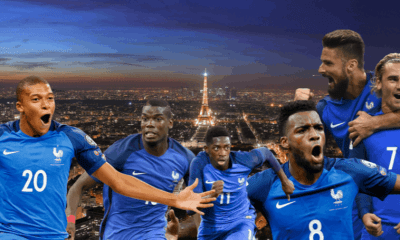 France releases World Cup squad