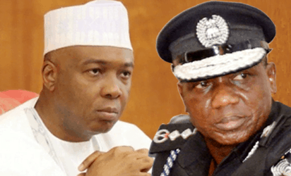 Stop Interfering With Police Investigation - IGP Reacts To Saraki Over Murder Allegations