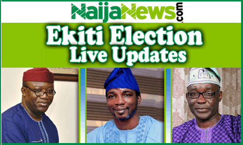 Voter Express Shock That Fayose Hasn't Voted Yet