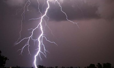 Thunderstorm Kills 3 Persons In Delta State