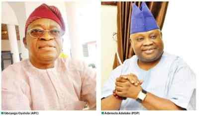 Image result for I Remain Osun State Governor, Says Oyetola