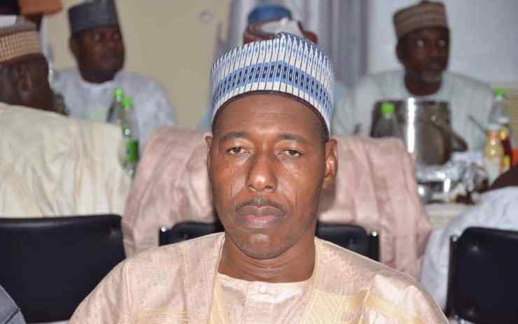 Gov Babagana Goes Spiritual, Declares Fasting And Prayer To End Insurgency In Borno