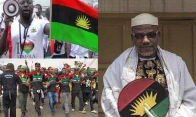 Sit-At-Home: Live Update Of 'Biafra Remembrance Day'