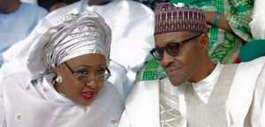 President's Aides Not Defending Buhari Govt - First Lady Aisha Laments