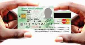 NIMC CARD National Identity card - FG Give Fresh Directives On National Identity Number Enrolment
