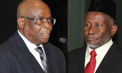 NJC Gives Onnoghen, Muhammad 7 Days To Respond To Petitions