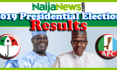 Live Updates: Final 2019 Presidential Election Results For All States Declared By INEC
