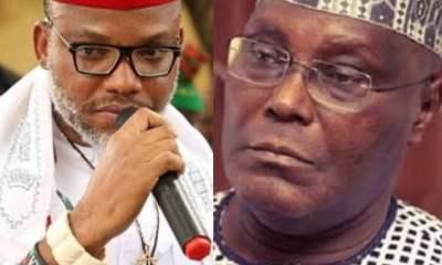 Biafra: 'How Nnamdi Kanu Predicted Atiku's Supreme Court Defeat To Buhari'