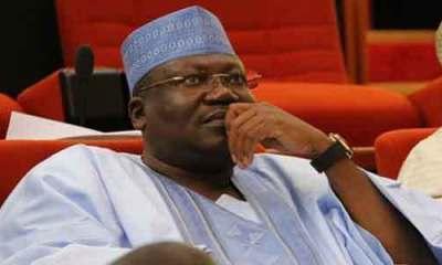 Senate Presidency: 37 PDP Senators-Elect 'Endorse' APC's Lawan