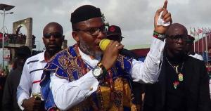 Nnamdi Kanu Sends 'Strong Message' To British Govt Over Biafra