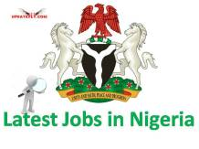 Latest Jobs in Nigeria 2021 October