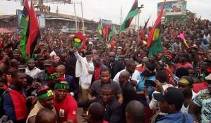 Nnamdi Kanu's IPOB Makes Strong Allegation Against British Govt