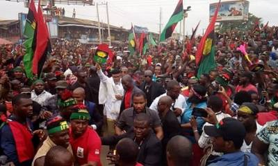 Biafra: Nnamdi Kanu Warns Igbo Traders Over COVID-19