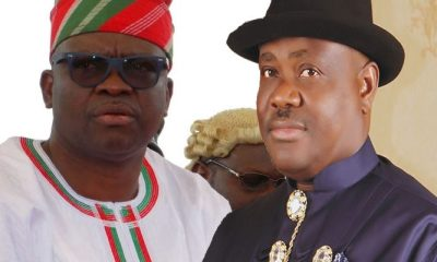 Rivers Election: What Fayose Said About Wike's Victory