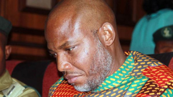 Biafra: Nnamdi Kanu Uploads Video, Claims Soldiers Are Searching For Biafrans To Kill