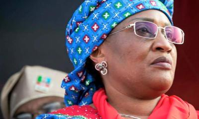 Buhari's Former Minister 'Mama Taraba' Decamps To PDP