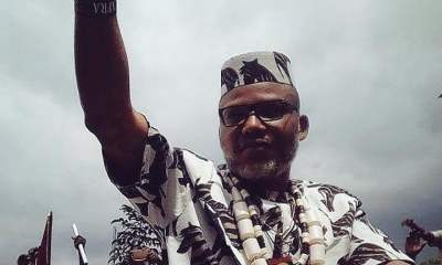 Nnamdi Kanu Reveals Two Things That Will Bring Biafra