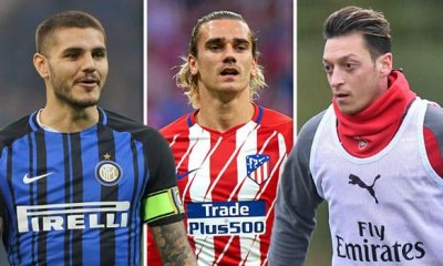 Latest football transfer news