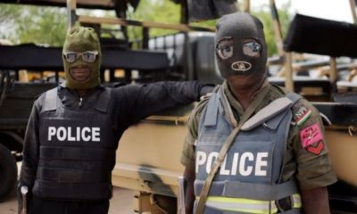 Police arrest kidnappers