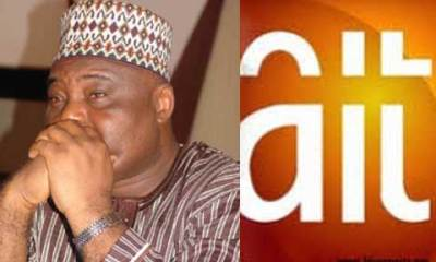 Dokpesi Bans AIT From Airing Son's COVID-19 Comment