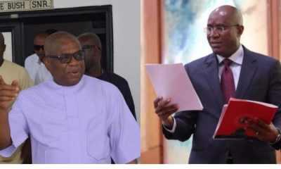 Deputy Senate Presidency: Trouble For Kalu As APC Endorses Omo-Agege